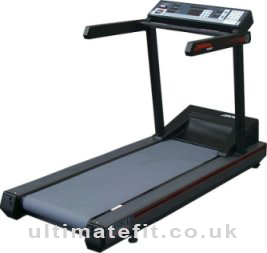 Life Fitness 9100hrt Treadmill Lifestride Reconditioned