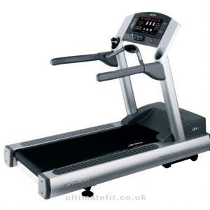 Life Fitness 95ti Treadmill Reconditioned