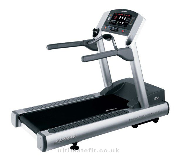 Life Fitness 95ti Treadmill Reconditioned