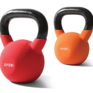 Jordan Coloured Neoprene Womens Beginner Kettlebell Set