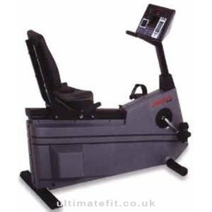 Life Fitness Lifecycle 9100 Recumbent Cycle Reconditioned