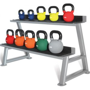 Coloured Neoprene Kettlebell Set