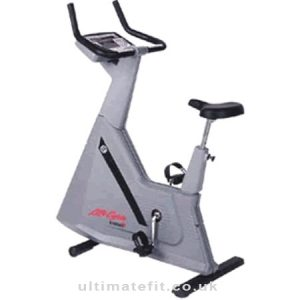 Life Fitness Lifecycle 9500hrt Upright Cycle Reconditioned