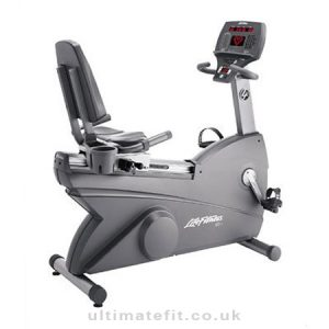 Life Fitness 95ri Recumbent Cycle Reconditioned