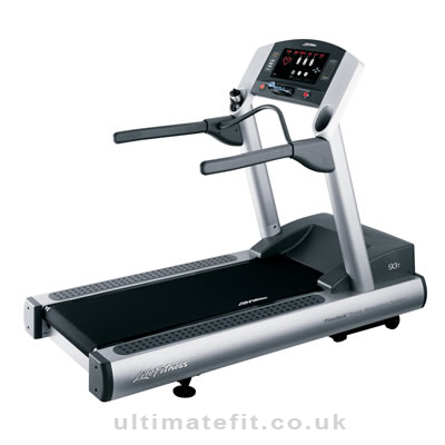 Life Fitness 93T Treadmill Recondioned