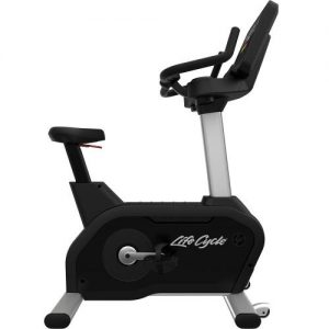 Life Fitness Integrity Series Upright Lifecycle Bike SC