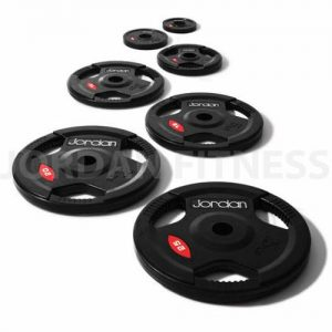 Jordan Classic Rubber Olympic Disc Set 200kg (round)