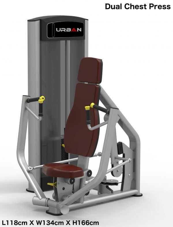 Chest Press Dual Kudos Urban